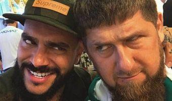 Кадыров поясняющий. Глава Чечни призвал Тимати и Хабиба к миру и случайно уменьшил число фанатов рэпера