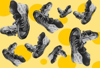 «Я хочу ношеные прямо сейчас!» Golden Goose выпустил обувь за 500 долларов, заклеенную скотчем