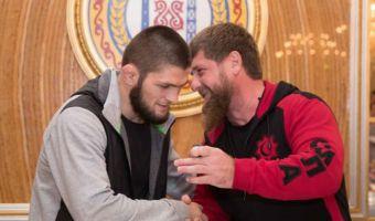 Хабиб и Тимати — братья, а Кокорина и Мамаева ждут в составе «Ахмата». Как Рамзан Кадыров решил всех помирить