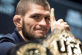 Нурмагомедов пригрозил уйти из UFC, если она уволит его друга Тухугова. Брат за брата — так за основу взято
