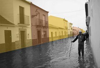 Испанскую Майорку накрыли дожди и чуть не смыло страшное наводнение. Жителям это напомнило сюжет из Библии