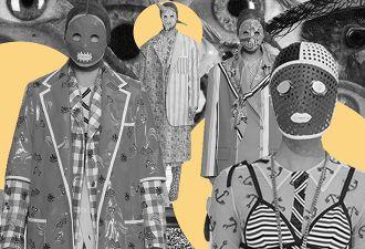 Бренд Tom Browne выпустит жуткие маски. Джейсон из «Пятницы, 13-го» ещё никогда не был таким стильным