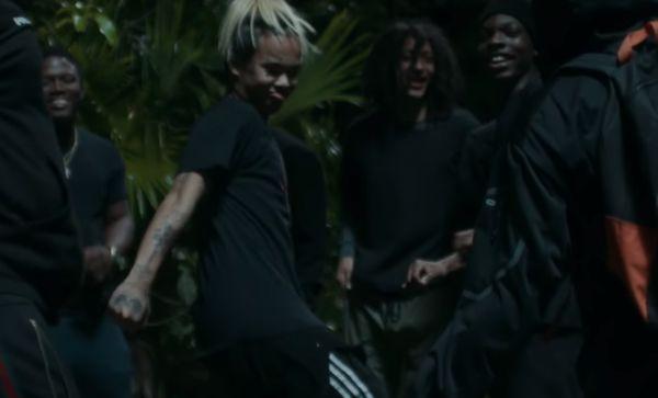 Вышел посмертный клип XXXTentacion натрек Moonlight