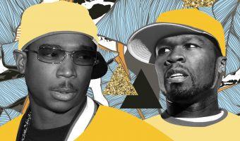 50 Cent скупил все первые ряды на концерте рэпера Ja Rule. И это не помощь другу, а новый ход в давней войне