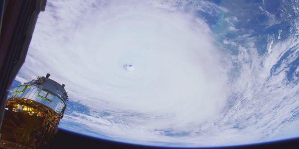 NASA вместе с ESA опубликовали первое видео изкосмоса вразрешении 8K