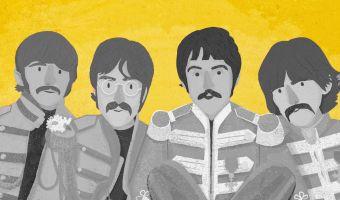 Пользователи твиттера устроили флешмоб с песнями The Beatles. И таких битлов вы ещё точно не слышали