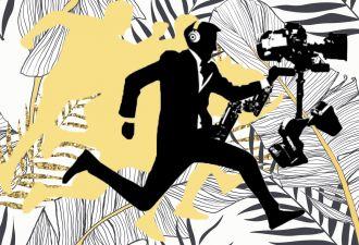 Оператор бежит так быстро, что финиширует раньше многих атлетов. Он вообще человек? Да, просто монтаж решает