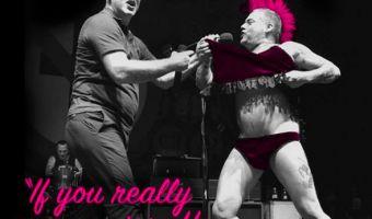 Вокалист NOFX создал линию женской одежды для мужчин. И мы её хотим, потому что каждый из нас немного Фэт Майк