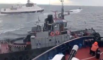 Боевой нелетальный пробковый плот. В соцсетях придумали идеальный «боевой» корабль после инцидента под Керчью