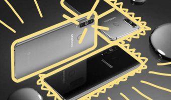 Samsung представила новый дисплей с «дырой» на Galaxy A8s. Это не баг, а настоящая революция в технологиях