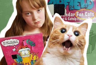 Девочка случайно получила в подарок лакомство для котика. Вкус этого Нового года запомнится ей надолго
