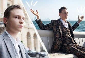 «Пытался слинять через заднюю дверь». «Россия-24» показала, как делает бизнес Артём «костюм из шторы» Маслов