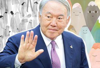 Назарбаев ушёл. Что будет дальше — непонятно, но можно делать мемы