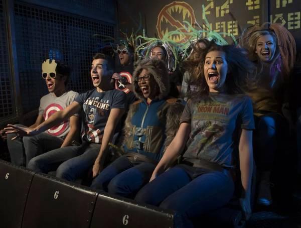 Marvel показала отрывок новых «Мстителей»