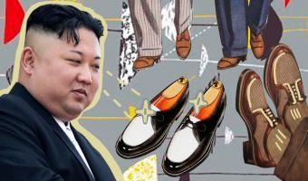 «Может ли башмак плотить нологи?» Новая порция Ким Чен Мемов: глава КНДР на шопинге