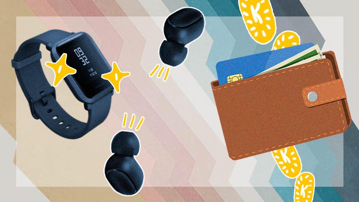 Смарт-часы, наушники, смартфон. Как купить гаджеты с кэшбеком и выиграть приз от Xiaomi!