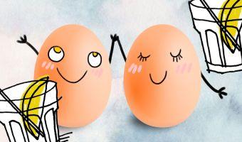 Расписные яйца поддатого парня скрасили Пасху ценителям кустарного искусства. Теперь его умоляют не просыхать