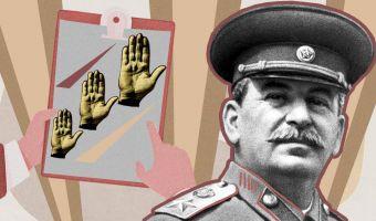 «Ничего удивительного». Уровень одобрения Сталина россиянами побил рекорд, но только люди всё равно недовольны