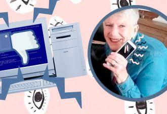 Пенсионерка пожаловалась на хакерскую атаку и очень пожалела. Сердиться на этого преступника невозможно
