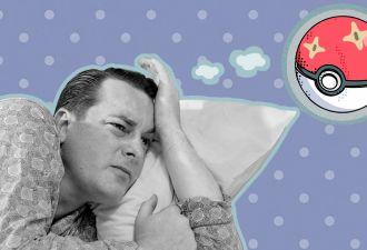 Разработчики Pokemon Go анонсировали идеальную игру, где надо спать. Но люди не оценили такую заботу