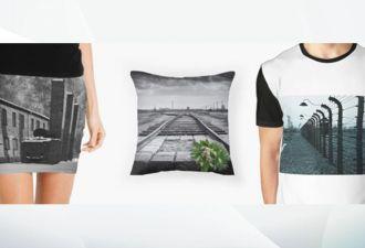 Сувениры из концлагеря ко Дню Победы. Мини-юбки с фотографиями Освенцима возмутили пользователей интернета
