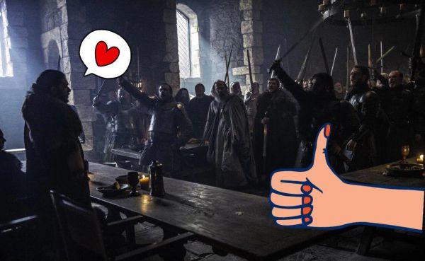 47b44ba628b9 Телеканал HBO выпустил документальный фильм о съёмках финального сезона  «Игры престолов», и один из актёров стал по-настоящему главным героем этого  видео, ...