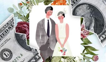 Девушка заплатила за свадьбу меньше, чем многие платят за торт. Это был челлендж, и она справилась на отлично