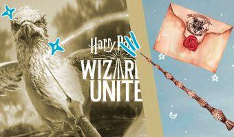 Игра Harry Potter: Wizards Unite уже доступна. Время становиться мракоборцем и спасать мир (или Хагрида)