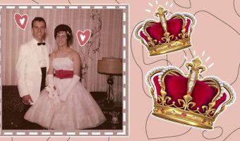 Влюблённую пару выбрали королём и королевой на выпускном. И дело не в их красоте, а в человечности сверстников