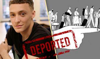Парня хотят депортировать из Англии, потому что он беженец. Но на его защиту встали десятки тысяч людей