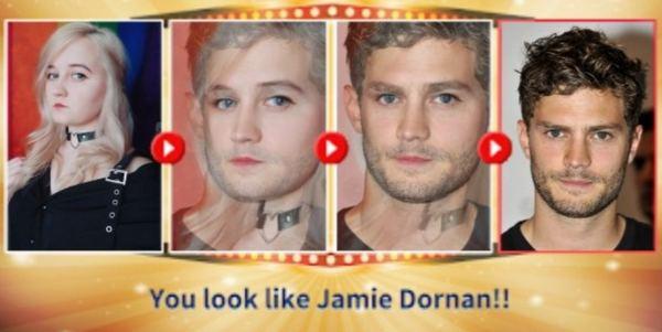 приложение на кого из знаменитостей ты похож