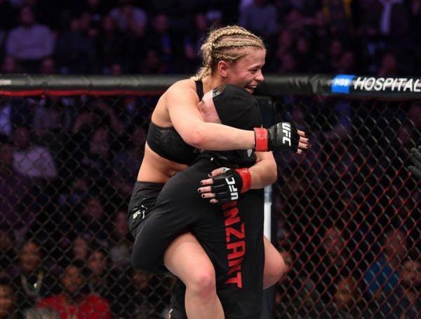 Девушка призналась, что инстаграм приносит ей больше денег, чем бои в UFC. И отправила в нокаут всю индустрию