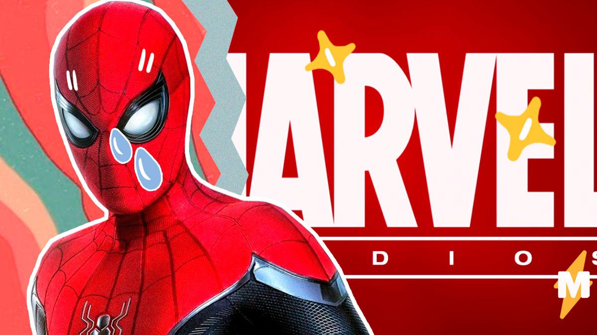 Человек-паук больше не будет частью киновселенной Marvel