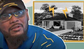 Афроамериканец решил купить дом, но сделка сорвалась. Просто у продавца оказались очень страшные пристрастия