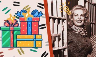 Парень вышел из тюрьмы и празднует день рождения. Но подарок от друзей ненадолго вернул его за решётку