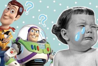 Семья поехала в кино на «Историю игрушек». Но они не подозревали, что переживут сюжет мультика в реальности