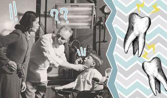 Мальчик удивил дантиста, когда пришёл к нему на приём. Но ещё больше удивится зубная фея, когда узнает об этом