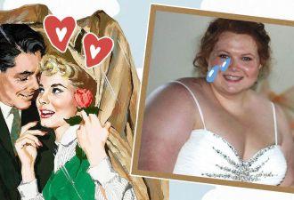 Девушка смогла похудеть, но сделала себе только хуже. Вместе с лишними килограммами из её жизни ушли и мужчины