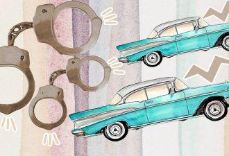 Священник угнал машину, а теперь сидит в тюрьме. Оказалось, что во всём виноваты дьявол и низкие пожертвования