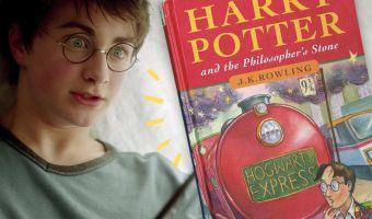 «Филосфский камень». Первое издание «Гарри Поттера» теперь стоит $35 тысяч, и всё из-за опечаток