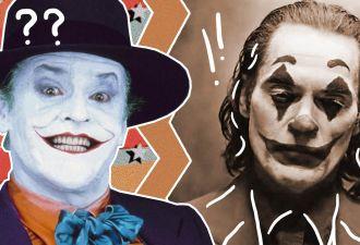 Это Джек Николсон или Сальвадор Дали? В «Джокере» нашлась загадочная пасхалка, но конспирологи проиграли