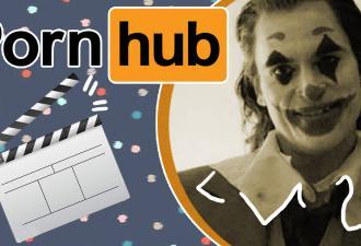 Премьера «Джокера» очень взволновала фанов, и последствия — неожиданные. Но PornHub и xHamster довольны