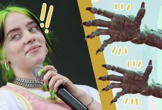 Билли Айлиш пытались задушить и украли у неё кольцо. Это явное предательство, но реакция певицы всех удивила
