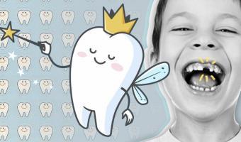 Паренёк потерял зуб и чуть не лишился денег от зубной феи. Его проблему блестяще решил директор школы
