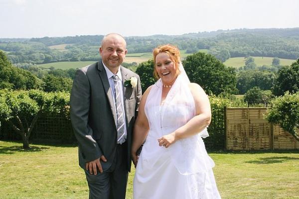 Свадьба Николы и Иэна