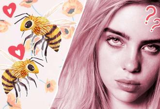 Билли Айлиш стала выглядеть как пчеловод. Она не подалась в фермеры, а доказала, что безумный фэшн — это её