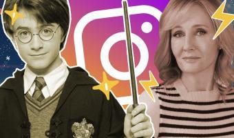 Каст «Гарри Поттера» собрался в одном инстаграме. Казалось бы, ничего особенного, но это театр одного актёра