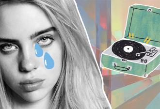У Билли Айлиш вышла новая песня Everything Iwanted. Она о её самом страшном кошмаре и о том, кто всегда рядом