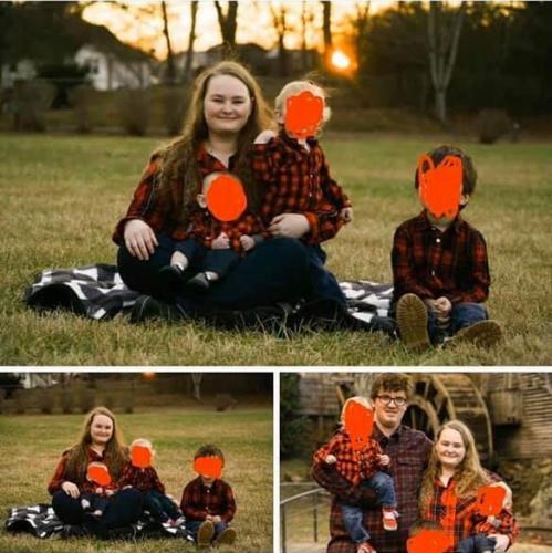 Мама попросила отредактировать семейное фото и взорвала интернет. Ведь она хотела убрать с неё приёмного сына