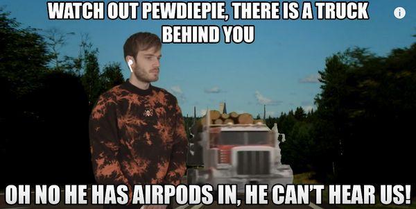 PewDiePie снова потроллил YouTube, показав иной Rewind. И у людей в комментариях лишь один вопрос к хостингу